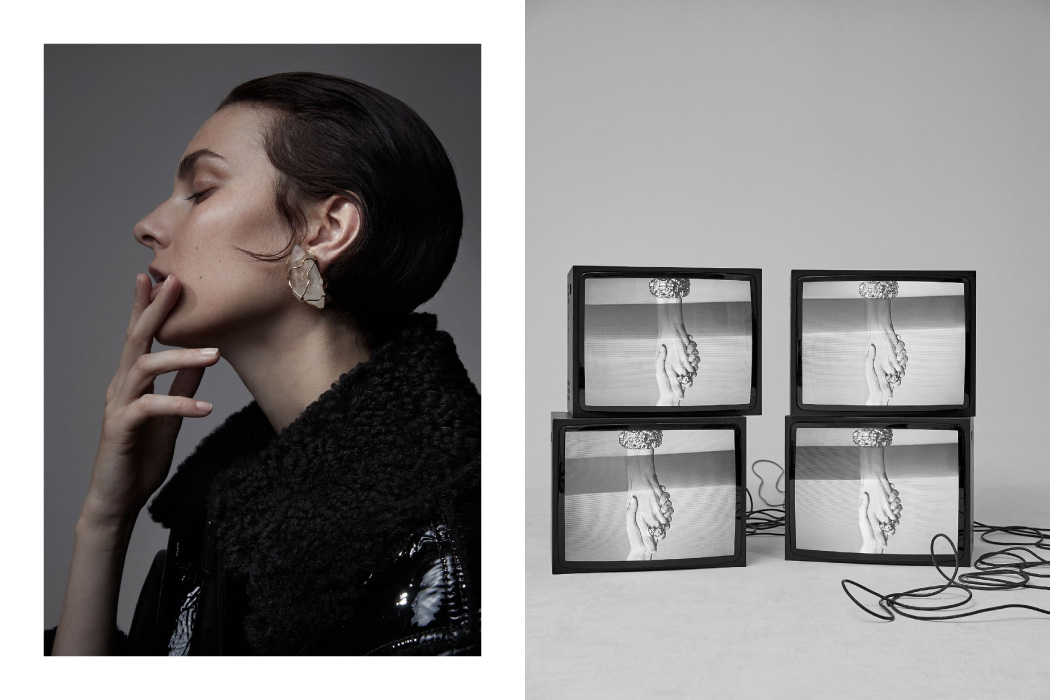 COLLECTIVE. WEARABLE OBJECTS FROM NOW AND THEN. Creative Direction